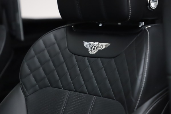 Used 2018 Bentley Bentayga Activity Edition for sale $155,900 at Rolls-Royce Motor Cars Greenwich in Greenwich CT 06830 21