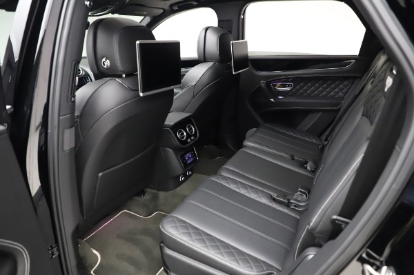 Used 2018 Bentley Bentayga Activity Edition for sale $155,900 at Rolls-Royce Motor Cars Greenwich in Greenwich CT 06830 23