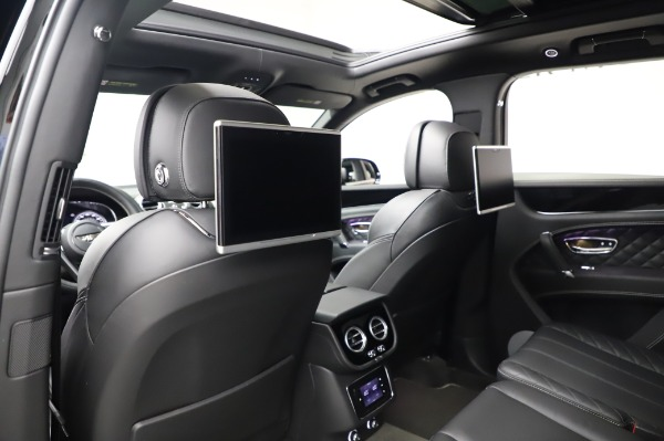 Used 2018 Bentley Bentayga Activity Edition for sale $155,900 at Rolls-Royce Motor Cars Greenwich in Greenwich CT 06830 24