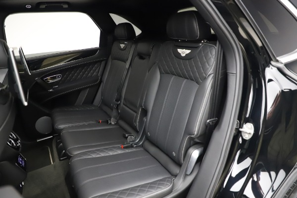 Used 2018 Bentley Bentayga Activity Edition for sale $155,900 at Rolls-Royce Motor Cars Greenwich in Greenwich CT 06830 25