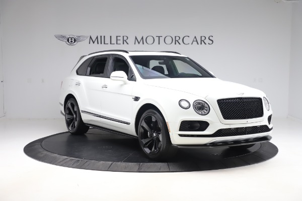 Used 2018 Bentley Bentayga Black Edition for sale $149,900 at Rolls-Royce Motor Cars Greenwich in Greenwich CT 06830 11