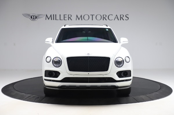 Used 2018 Bentley Bentayga Black Edition for sale $149,900 at Rolls-Royce Motor Cars Greenwich in Greenwich CT 06830 12