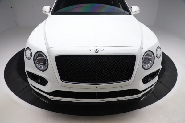 Used 2018 Bentley Bentayga Black Edition for sale $149,900 at Rolls-Royce Motor Cars Greenwich in Greenwich CT 06830 13