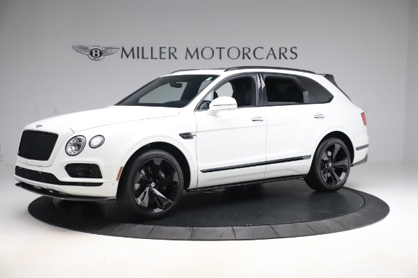 Used 2018 Bentley Bentayga Black Edition for sale $149,900 at Rolls-Royce Motor Cars Greenwich in Greenwich CT 06830 2