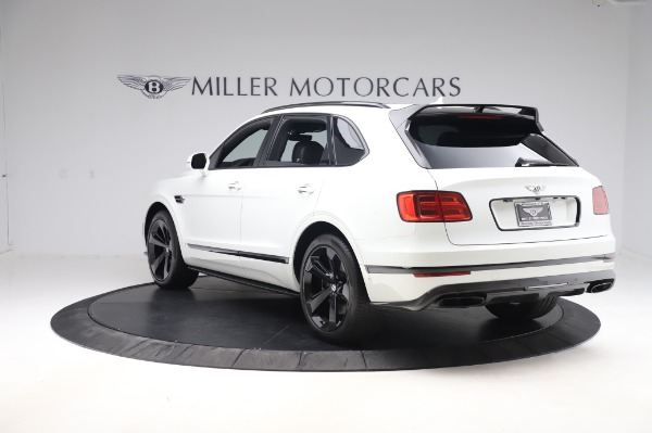 Used 2018 Bentley Bentayga Black Edition for sale $149,900 at Rolls-Royce Motor Cars Greenwich in Greenwich CT 06830 5