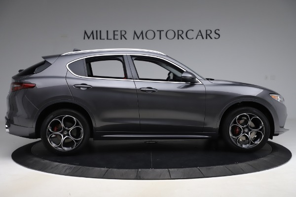 New 2020 Alfa Romeo Stelvio Ti Q4 for sale Sold at Rolls-Royce Motor Cars Greenwich in Greenwich CT 06830 10