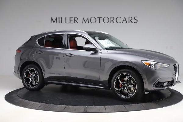 New 2020 Alfa Romeo Stelvio Ti Q4 for sale Sold at Rolls-Royce Motor Cars Greenwich in Greenwich CT 06830 11