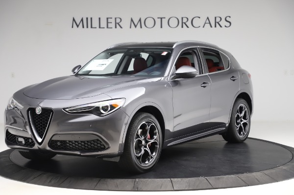 New 2020 Alfa Romeo Stelvio Ti Q4 for sale Sold at Rolls-Royce Motor Cars Greenwich in Greenwich CT 06830 2