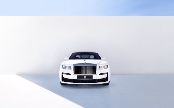 New 2021 Rolls-Royce Ghost for sale Call for price at Rolls-Royce Motor Cars Greenwich in Greenwich CT 06830 2
