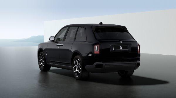 New 2021 Rolls-Royce Cullinan Black Badge for sale $439,700 at Rolls-Royce Motor Cars Greenwich in Greenwich CT 06830 4