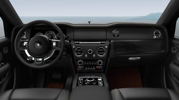 New 2021 Rolls-Royce Cullinan Black Badge for sale $439,700 at Rolls-Royce Motor Cars Greenwich in Greenwich CT 06830 9