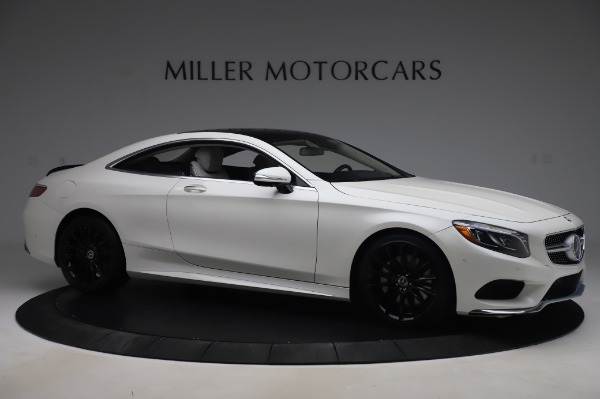 Used 2015 Mercedes-Benz S-Class S 550 4MATIC for sale Sold at Rolls-Royce Motor Cars Greenwich in Greenwich CT 06830 10