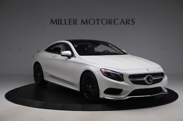 Used 2015 Mercedes-Benz S-Class S 550 4MATIC for sale Sold at Rolls-Royce Motor Cars Greenwich in Greenwich CT 06830 11