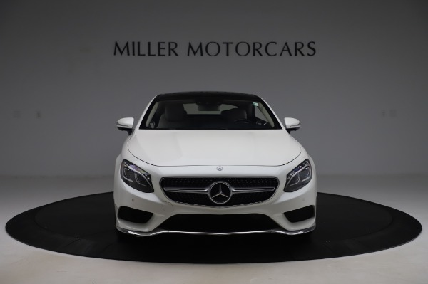 Used 2015 Mercedes-Benz S-Class S 550 4MATIC for sale Sold at Rolls-Royce Motor Cars Greenwich in Greenwich CT 06830 12