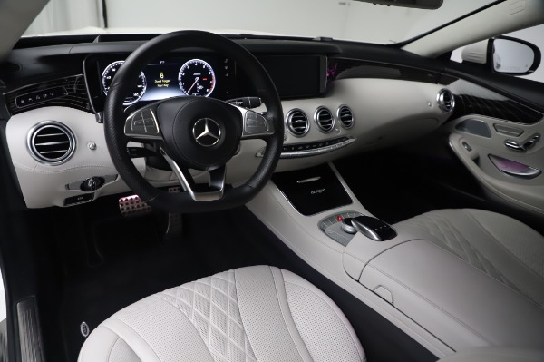 Used 2015 Mercedes-Benz S-Class S 550 4MATIC for sale Sold at Rolls-Royce Motor Cars Greenwich in Greenwich CT 06830 13