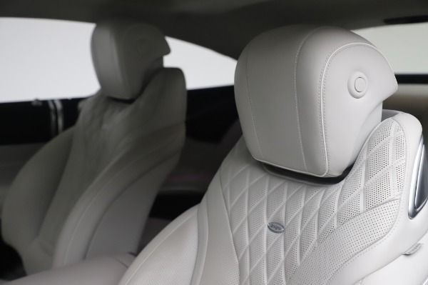 Used 2015 Mercedes-Benz S-Class S 550 4MATIC for sale Sold at Rolls-Royce Motor Cars Greenwich in Greenwich CT 06830 16