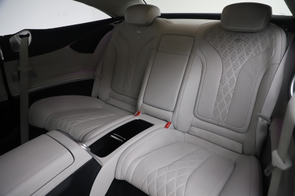 Used 2015 Mercedes-Benz S-Class S 550 4MATIC for sale Sold at Rolls-Royce Motor Cars Greenwich in Greenwich CT 06830 17