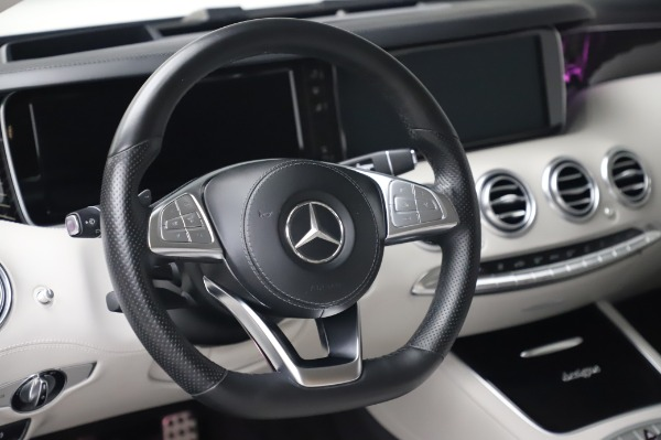 Used 2015 Mercedes-Benz S-Class S 550 4MATIC for sale Sold at Rolls-Royce Motor Cars Greenwich in Greenwich CT 06830 18
