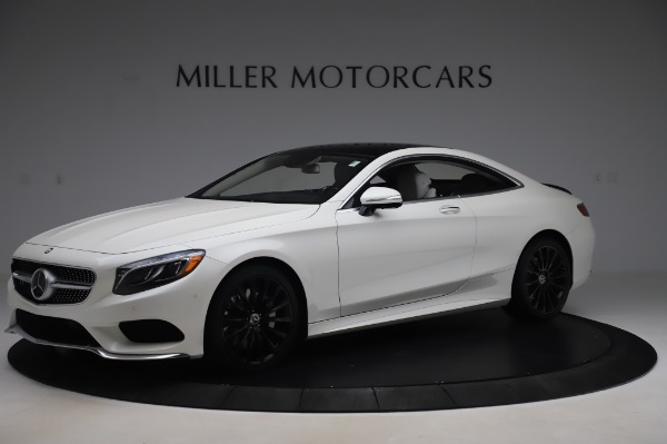 Used 2015 Mercedes-Benz S-Class S 550 4MATIC for sale Sold at Rolls-Royce Motor Cars Greenwich in Greenwich CT 06830 2