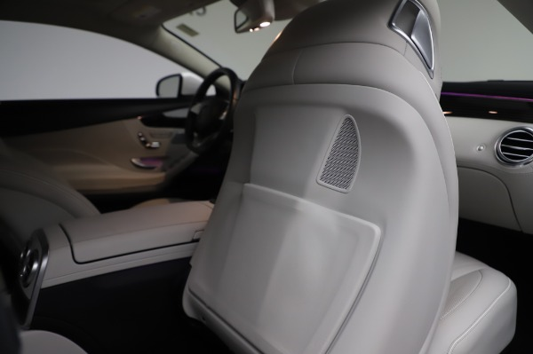 Used 2015 Mercedes-Benz S-Class S 550 4MATIC for sale Sold at Rolls-Royce Motor Cars Greenwich in Greenwich CT 06830 20