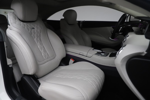 Used 2015 Mercedes-Benz S-Class S 550 4MATIC for sale Sold at Rolls-Royce Motor Cars Greenwich in Greenwich CT 06830 22