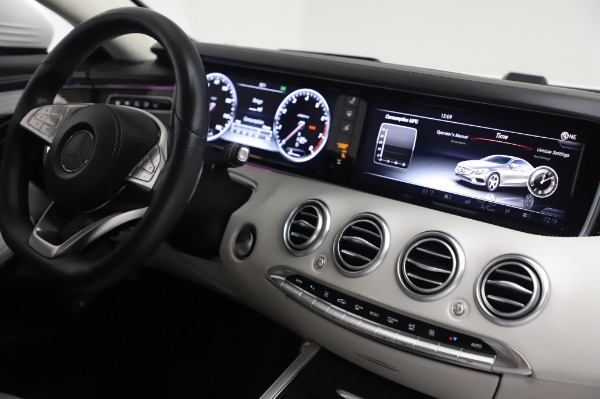 Used 2015 Mercedes-Benz S-Class S 550 4MATIC for sale Sold at Rolls-Royce Motor Cars Greenwich in Greenwich CT 06830 23