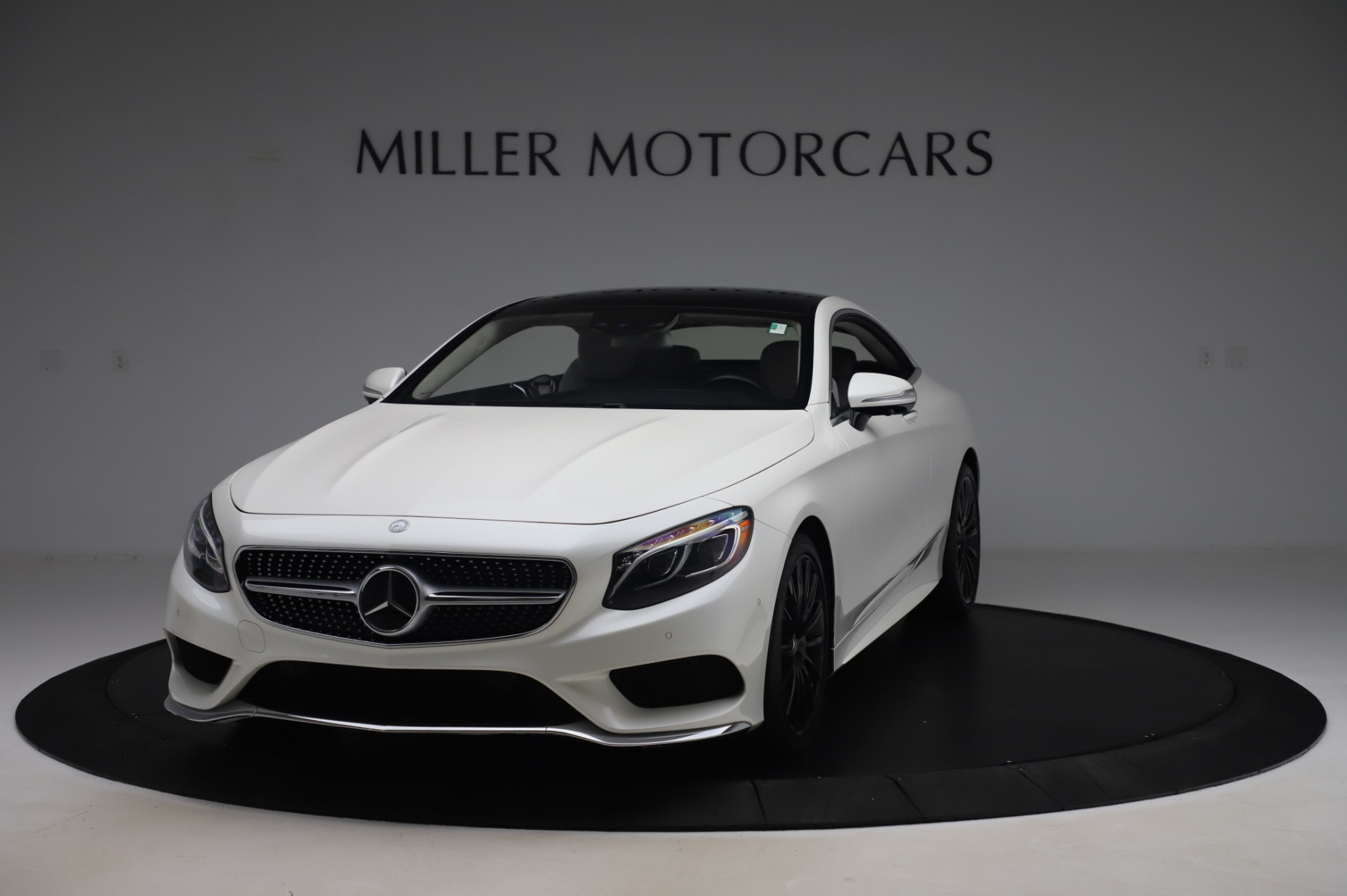 Used 2015 Mercedes-Benz S-Class S 550 4MATIC for sale Sold at Rolls-Royce Motor Cars Greenwich in Greenwich CT 06830 1