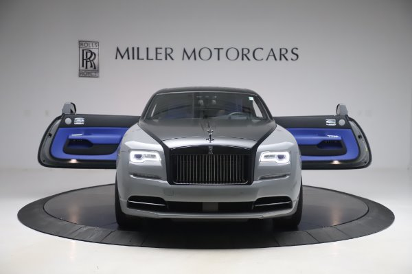 Used 2017 Rolls-Royce Wraith Black Badge for sale $269,900 at Rolls-Royce Motor Cars Greenwich in Greenwich CT 06830 11