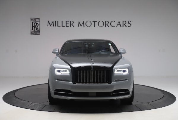 Used 2017 Rolls-Royce Wraith Black Badge for sale $269,900 at Rolls-Royce Motor Cars Greenwich in Greenwich CT 06830 2