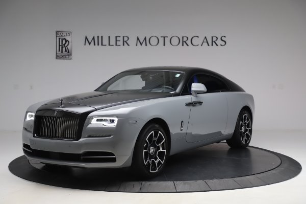 Used 2017 Rolls-Royce Wraith Black Badge for sale $269,900 at Rolls-Royce Motor Cars Greenwich in Greenwich CT 06830 3