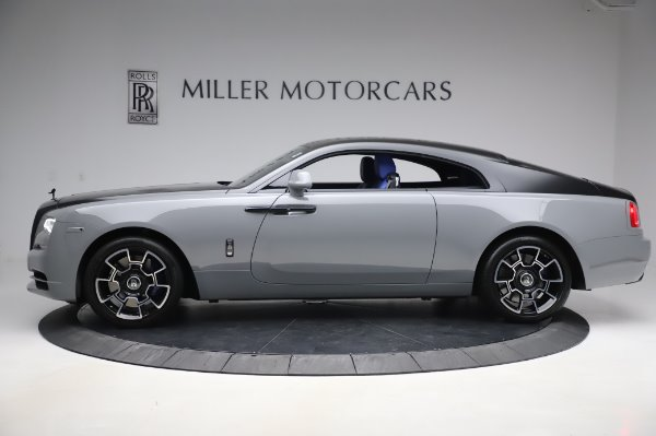 Used 2017 Rolls-Royce Wraith Black Badge for sale $269,900 at Rolls-Royce Motor Cars Greenwich in Greenwich CT 06830 4