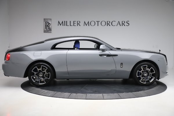 Used 2017 Rolls-Royce Wraith Black Badge for sale $269,900 at Rolls-Royce Motor Cars Greenwich in Greenwich CT 06830 8