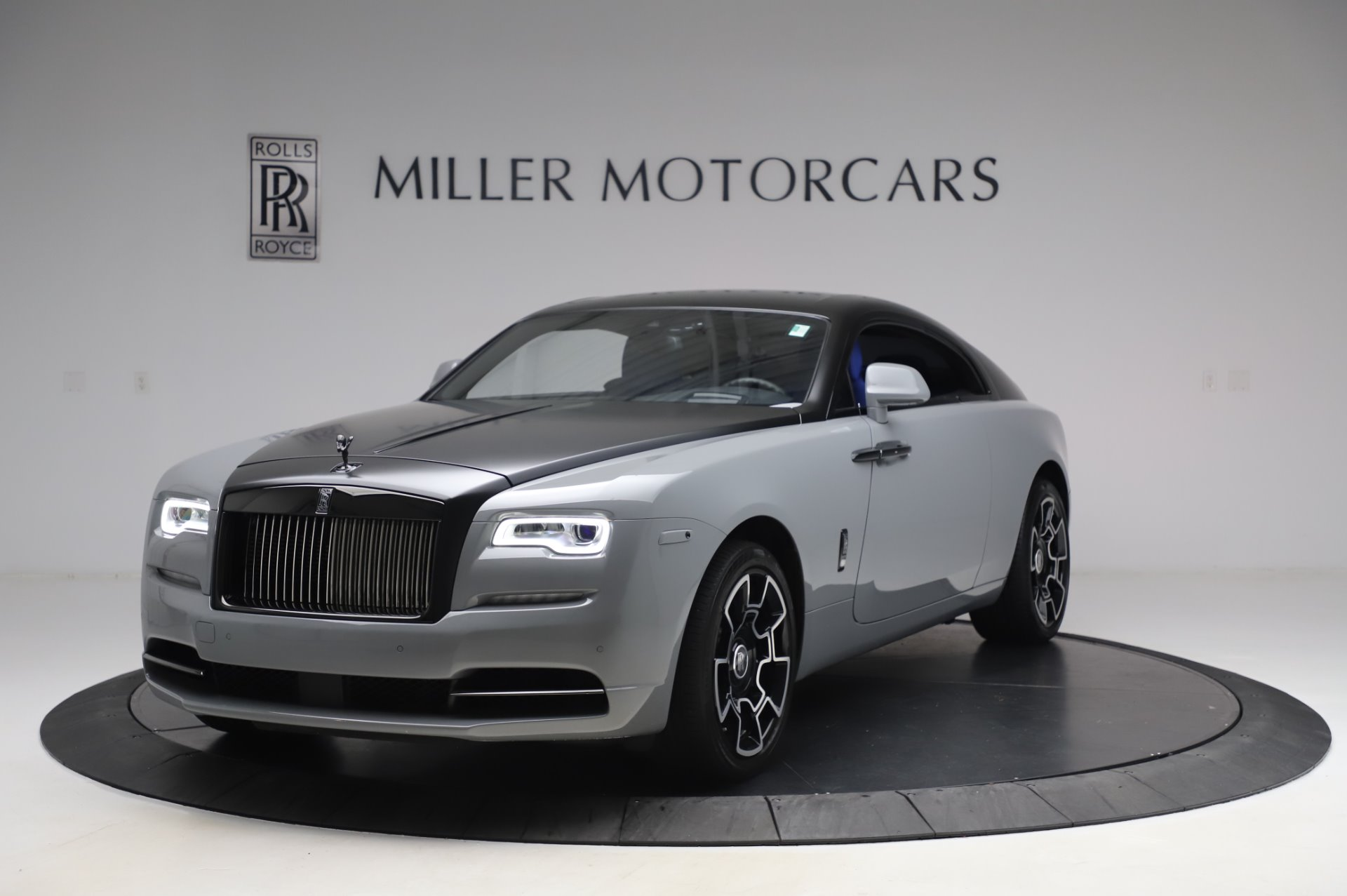Used 2017 Rolls-Royce Wraith Black Badge for sale $269,900 at Rolls-Royce Motor Cars Greenwich in Greenwich CT 06830 1
