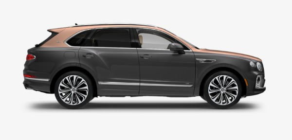 New 2021 Bentley Bentayga V8 First Edition for sale $257,035 at Rolls-Royce Motor Cars Greenwich in Greenwich CT 06830 2
