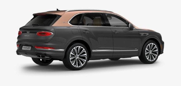 New 2021 Bentley Bentayga V8 First Edition for sale $257,035 at Rolls-Royce Motor Cars Greenwich in Greenwich CT 06830 3