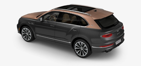 New 2021 Bentley Bentayga V8 First Edition for sale $257,035 at Rolls-Royce Motor Cars Greenwich in Greenwich CT 06830 4