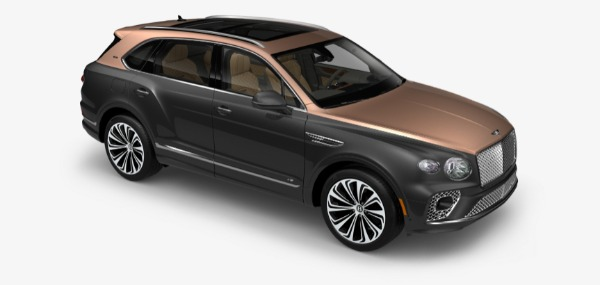 New 2021 Bentley Bentayga V8 First Edition for sale $257,035 at Rolls-Royce Motor Cars Greenwich in Greenwich CT 06830 5