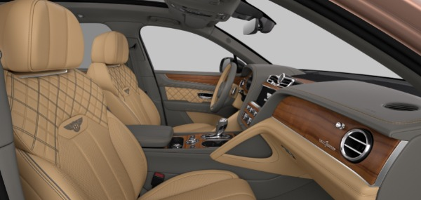 New 2021 Bentley Bentayga V8 First Edition for sale $257,035 at Rolls-Royce Motor Cars Greenwich in Greenwich CT 06830 7