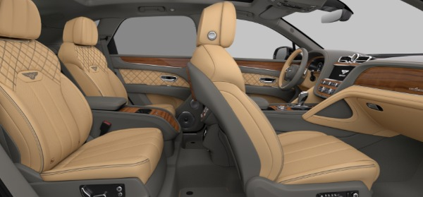 New 2021 Bentley Bentayga V8 First Edition for sale $257,035 at Rolls-Royce Motor Cars Greenwich in Greenwich CT 06830 9