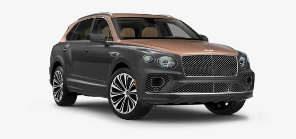 New 2021 Bentley Bentayga V8 First Edition for sale $257,035 at Rolls-Royce Motor Cars Greenwich in Greenwich CT 06830 1