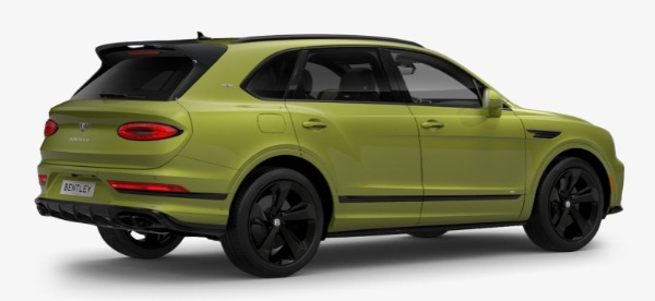 New 2021 Bentley Bentayga V8 First Edition for sale $261,710 at Rolls-Royce Motor Cars Greenwich in Greenwich CT 06830 3