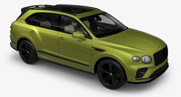 New 2021 Bentley Bentayga V8 First Edition for sale $261,710 at Rolls-Royce Motor Cars Greenwich in Greenwich CT 06830 5