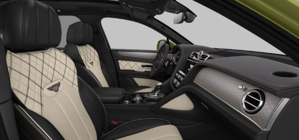 New 2021 Bentley Bentayga V8 First Edition for sale $261,710 at Rolls-Royce Motor Cars Greenwich in Greenwich CT 06830 7