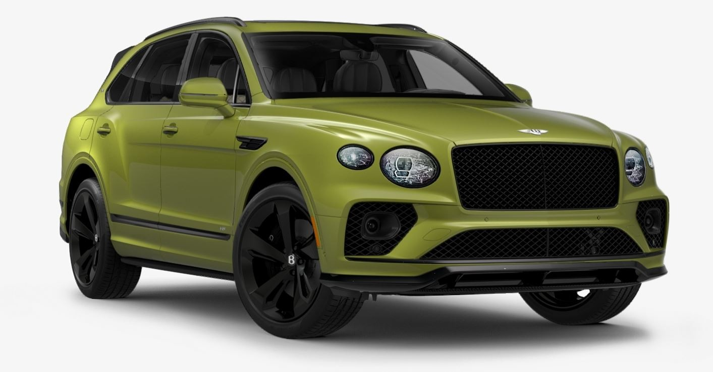 New 2021 Bentley Bentayga V8 First Edition for sale $261,710 at Rolls-Royce Motor Cars Greenwich in Greenwich CT 06830 1