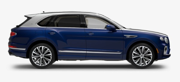 New 2021 Bentley Bentayga V8 First Edition for sale $263,250 at Rolls-Royce Motor Cars Greenwich in Greenwich CT 06830 2