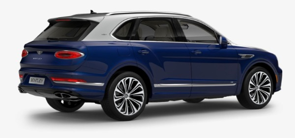 New 2021 Bentley Bentayga V8 First Edition for sale $263,250 at Rolls-Royce Motor Cars Greenwich in Greenwich CT 06830 3