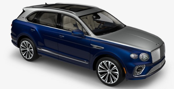 New 2021 Bentley Bentayga V8 First Edition for sale $263,250 at Rolls-Royce Motor Cars Greenwich in Greenwich CT 06830 5