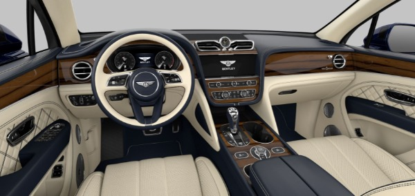 New 2021 Bentley Bentayga V8 First Edition for sale $263,250 at Rolls-Royce Motor Cars Greenwich in Greenwich CT 06830 6