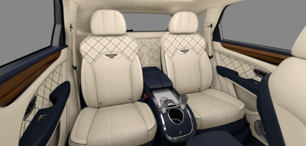 New 2021 Bentley Bentayga V8 First Edition for sale $263,250 at Rolls-Royce Motor Cars Greenwich in Greenwich CT 06830 8