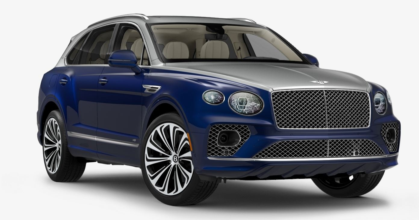 New 2021 Bentley Bentayga V8 First Edition for sale $263,250 at Rolls-Royce Motor Cars Greenwich in Greenwich CT 06830 1